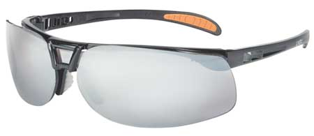 Safety Glasses, Silver Mirror