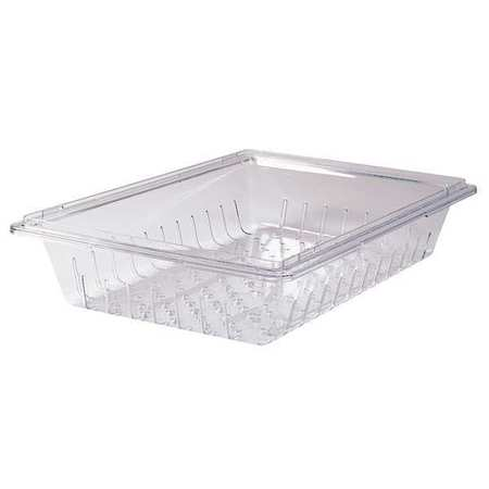 Colander/Drain Tray,  Clear