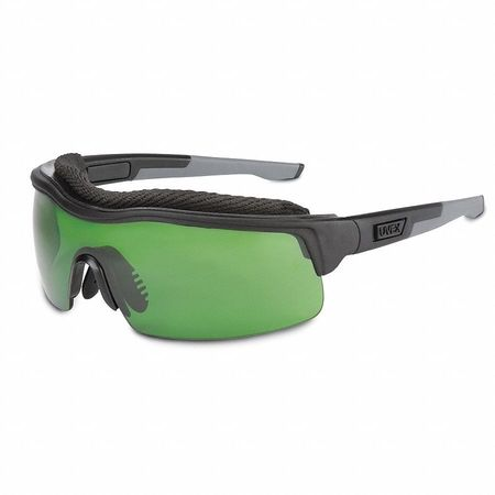 Honeywell Shade 3.0 Safety Glasses,  Scratch-Resistant,  Half-Frame