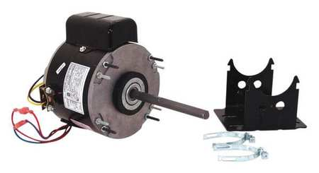 Unit Heater Motor, 1/3 HP, 1075, 115 V, 48Y