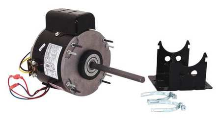 Unit Heater Motor, 1/6 HP, 1075, 115 V, 48Y