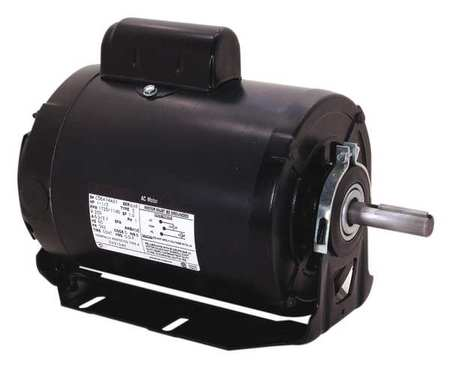 Evaporative Cooler Motor, 115/230V, Ball