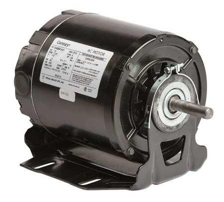 Motor, Split Ph, 1/6 HP, 1725, 115V, 56Z, Open
