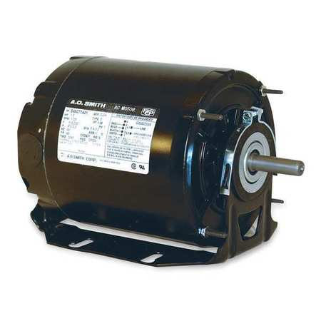 Motor, Split Ph, 1/2 HP, 1725, 115V, 48, ODP