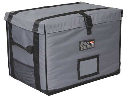 Insulated Carrier,  18 1/4x 27 x 16,  Gray