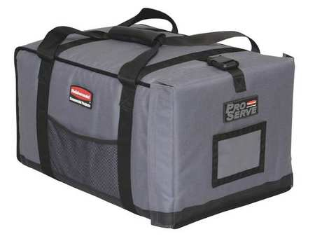 Insulated Carrier,  18 1/4x 27x 16,  Gray