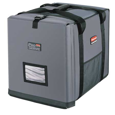 Insulated Carrier,  18 1/4x 22x 16,  Gray