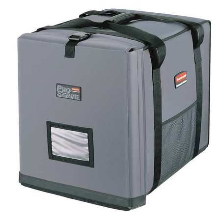 Insulated Carrier,  21 1/2x 27 x 29,  Gray