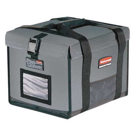 Insulated Carrier,  16 3/4x 19 x 15,  Gray
