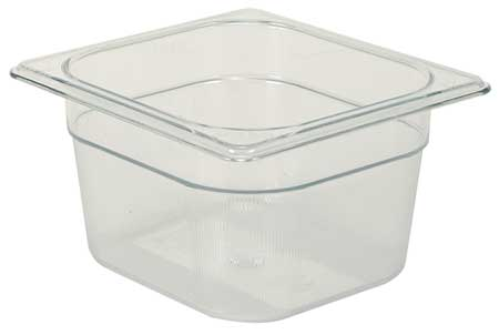 Sixth Size Food Pan, Cold
