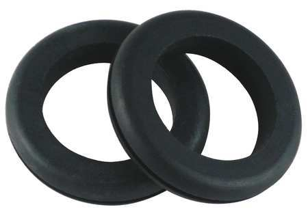 Mounting Ring, 2 1/2 In OD, Unbonded, PK2