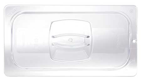 Half Size Pan Cover, Clear