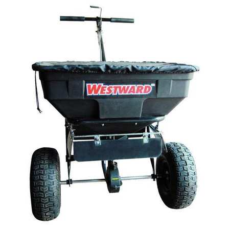 125 lb. Capacity Broadcast Spreader