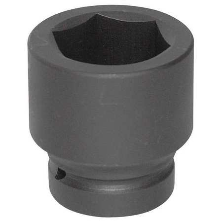 Impact Socket, 3/4In Dr, 1-11/16In, 6pts