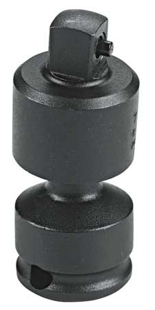 Impact Universal Joint, 3/8 In Dr, 2 In