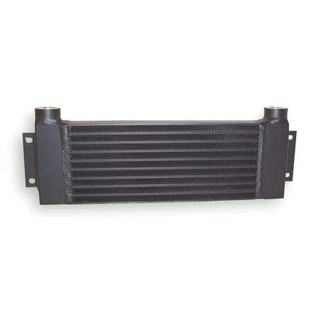 Oil Cooler, Mobile, 2-30 GPM, 8 HP Removal