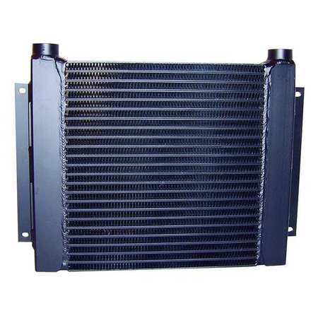 Oil Cooler, Mobile, 2-30 GPM, 20 HP Removal