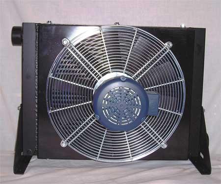 Air Cooled Aftercooler, Max HP 75, 539 CFM