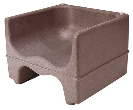 Dual Booster Seat, Brown, PK4