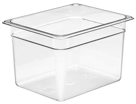 Food Pan, Half Size,  Clear, PK6