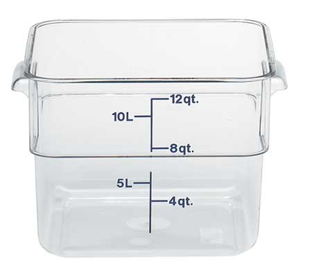 Container, Use Lid No. 4UJZ8, PK6