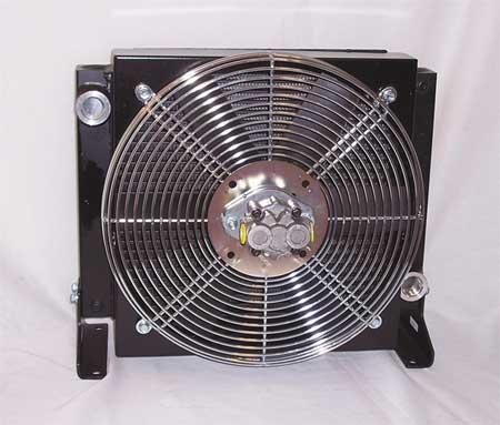 Oil Cooler, w/Hydraulic Motor, 4-50 GPM