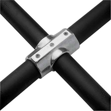 Structural Fitting, Cross-E, 1 In Pipe