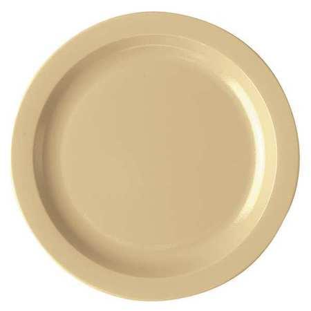 "Plate,  10"",  Polycarbonate Beige PK48"