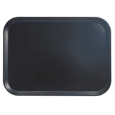 Tray, Rectangular, Black, 14x18, PK12