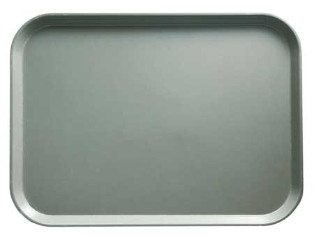Tray, Rectangular, Gray, 15x20, PK12