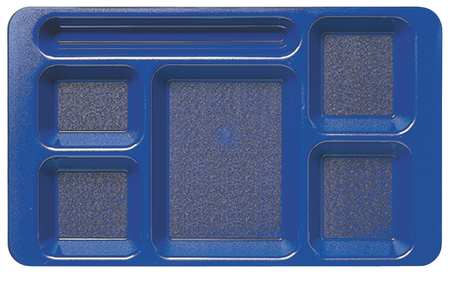 Compartment Tray,  Navy Blue, PK24