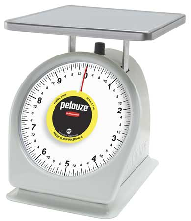 Mechanical Portion Control Scale,  10 lb. Cap.
