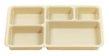 Compartment Base Tray, Beige, PK24