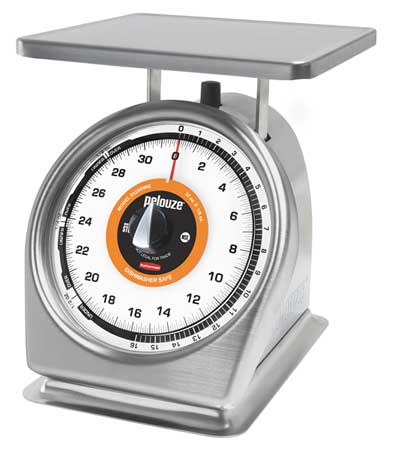 Mechanical Portion Control Scale,  2 lb Cap