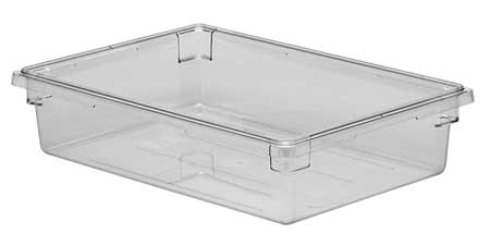 Food Box, Use Lid 4UKD2, H 6 In, PK6
