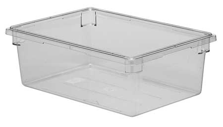 Food Box, Use Lid 4UKD2, H 9 In, PK4