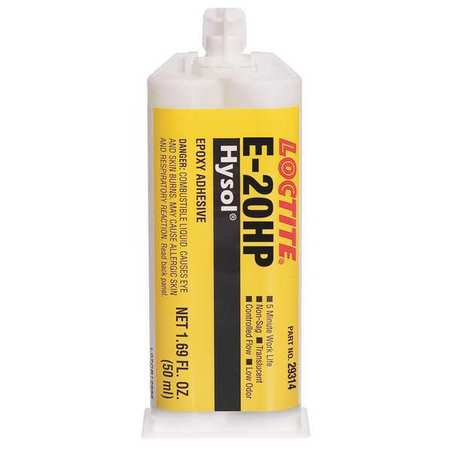 Adhesive, Epoxy, Hysol E-20HP, 50mL