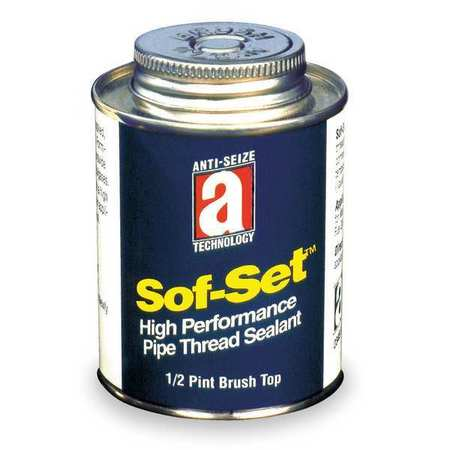Pipe Thread Sealant, 16 fl. oz.,  Yellow