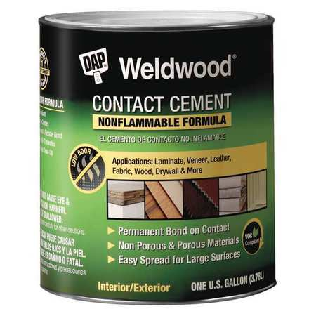 Contact Cement, 1 gal.