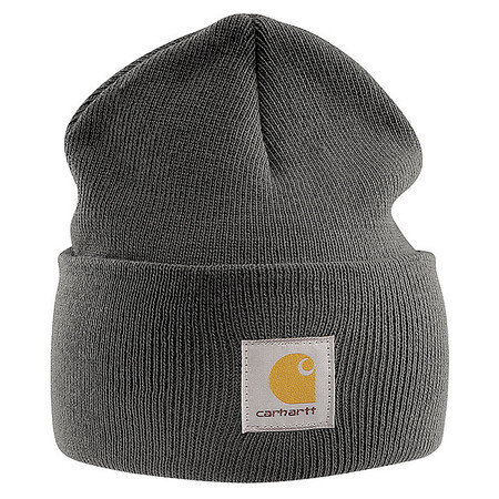 Knit Cap, Charcoal, Unvrsl