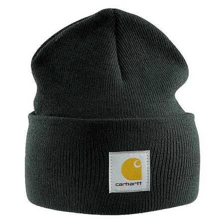 Knit Cap, Acrylic, Black