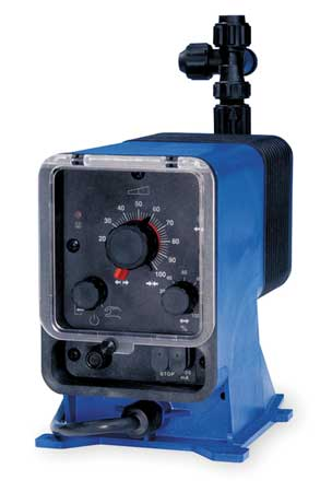 Diaphragm Metering Pump, 96 GPD, 100 PSI
