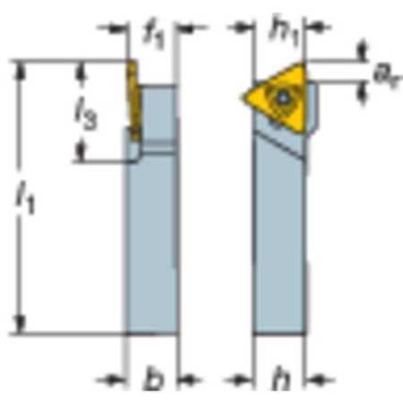 Square Shank Holder, LF123U023-10BM