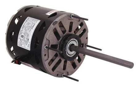 Motor, PSC, 1/4 HP, 1075 RPM, 115V, 48Y, OAO