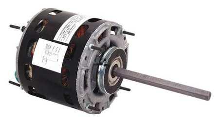 Motor, PSC, 1/8 HP, 1625 RPM, 115V, 42Y, OAO