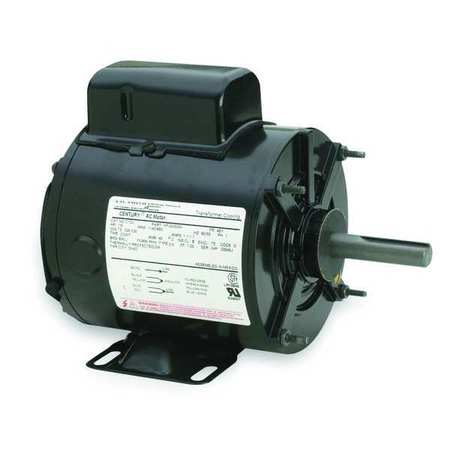 Fan Motor, 1/3 HP, 1075 RPM, 48Y Frame