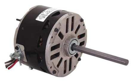 Motor, PSC, 1/3 HP, 1075 RPM, 230V, 48Y, OAO