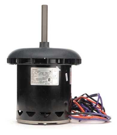 Motor, PSC, 1 HP, 1075 RPM, 460V, 48Y, OAO