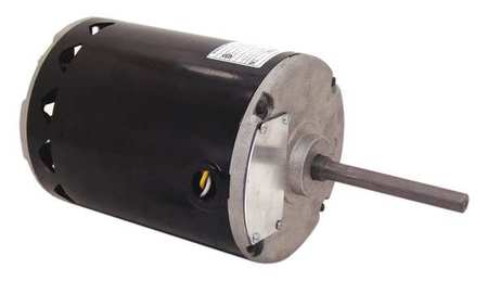 Mtr, PSC, 1/2 HP, 1075 RPM, 208-230V, 48Y, OAO