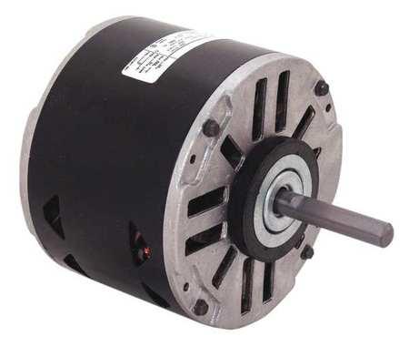 Motor, PSC, 1/4 HP, 1075 RPM, 230V, 48Y, OAO